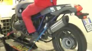 BMW HP2 ENDURO 2007 - MIVV SUONO