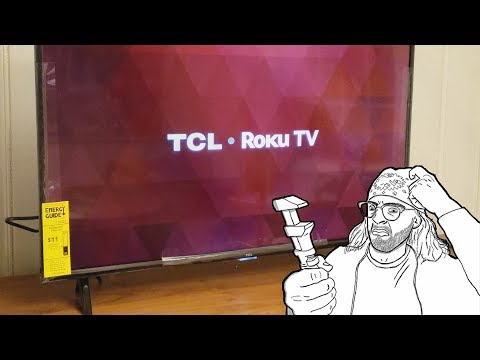 "TCL 40"" 1080p TV with Roku (40S325) Review"