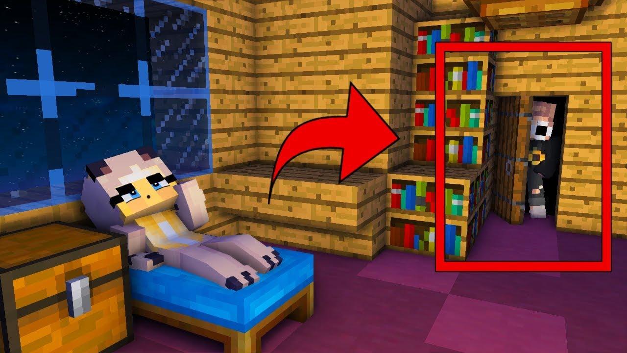 Der fremde in meinem schlafzimmer minecraft deutsch hd youtube - Minecraft schlafzimmer ...