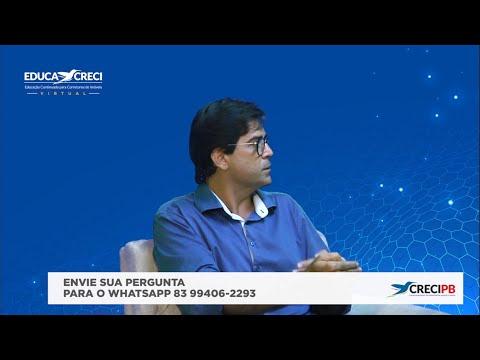 Educacreci Virtual – Luiz Augusto Crispim Filho   O que mudou nas relações trabalhistas com a medida provisória 936/2020