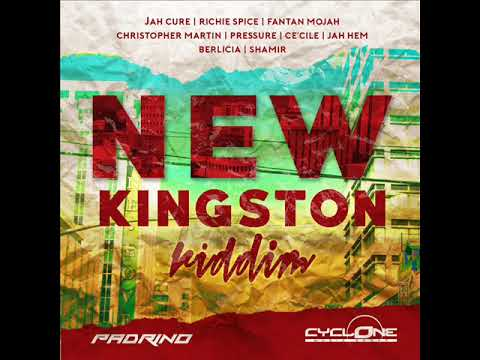 New Kingston Riddim (Full) (MEGAMIX) Feat. Jah Cure, Pressure, Chris Martin, Cecile, Richie Spice