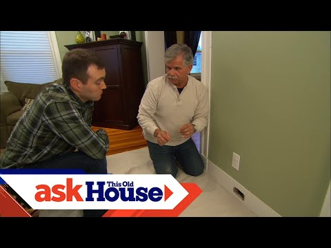 How to Patch a Hole in Wood Trim