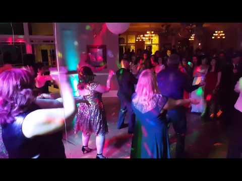 Oliver Springs High School prom - teacher dance