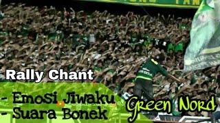Download Video RASA EROPA..!! Makin Berkelas BONEK Green Nord 2x45 menit Bernyanyi | Persebaya vs PSM Makassar MP3 3GP MP4