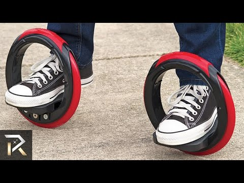 10 Coolest New Methods of Transportation