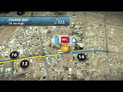 RAK Half Marathon 2014 - 26 Min