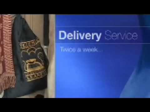 Hygienic Dry Cleaners Pick Up And Delivery Service