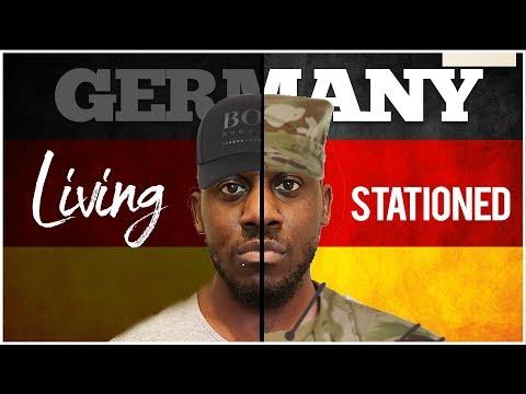 STATIONED in Germany Vs LIVING in Germany
