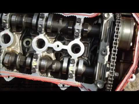 2000 toyota corolla engine diagram 2004 ford taurus starter wiring how to do valve gap and clearance check vvt-i / matrix years 2015 ...