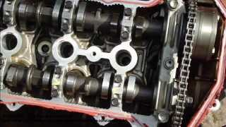 How to do valve gap and clearance check VVT-i engine Toyota Corolla / Matrix Years 2000 to 2015