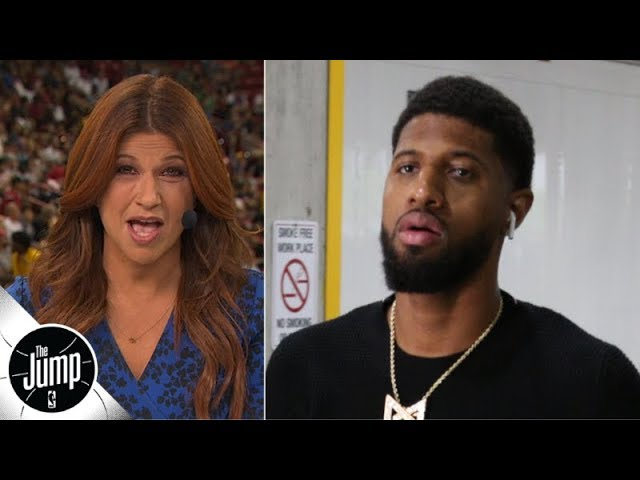 Kawhi, Paul George and Clippers prove it: What happens in Vegas also happens in the NBA | The Jump