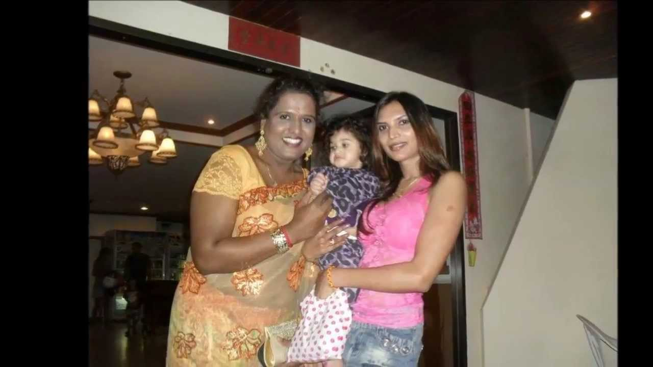 Malaika With Cross Dress Queen Lalitha