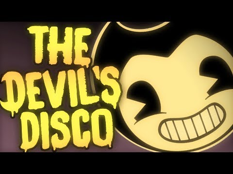 THE DEVIL'S DISCO - Bendy and the Ink Machine Song ▶ Fandroid: The Musical Robot