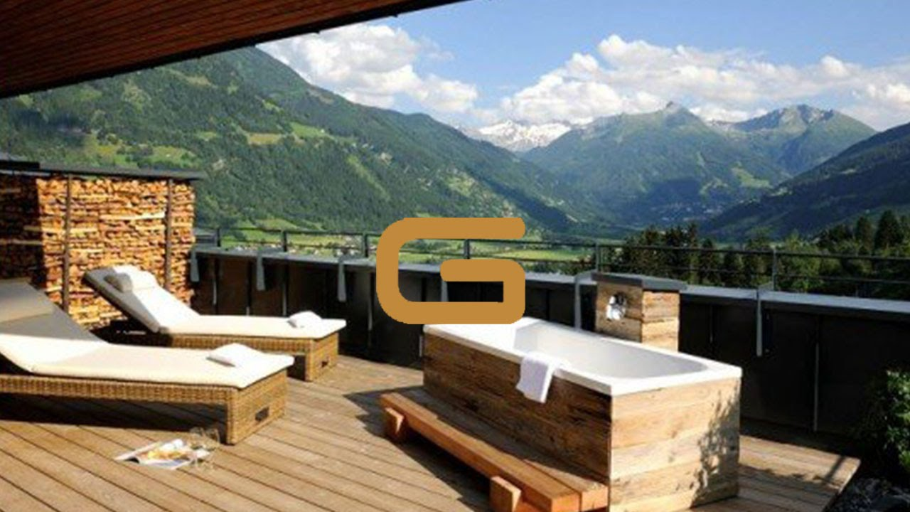 Unsere suiten design natur hotel das goldberg for Design hotel oesterreich