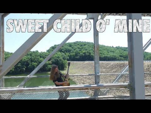 Sweet Child O' Mine Cover by Robert Baker