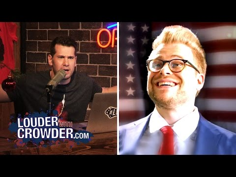 REBUTTAL: 鈥楢dam Ruins Everything鈥� Electoral College Bull Crap | Louder With Crowder