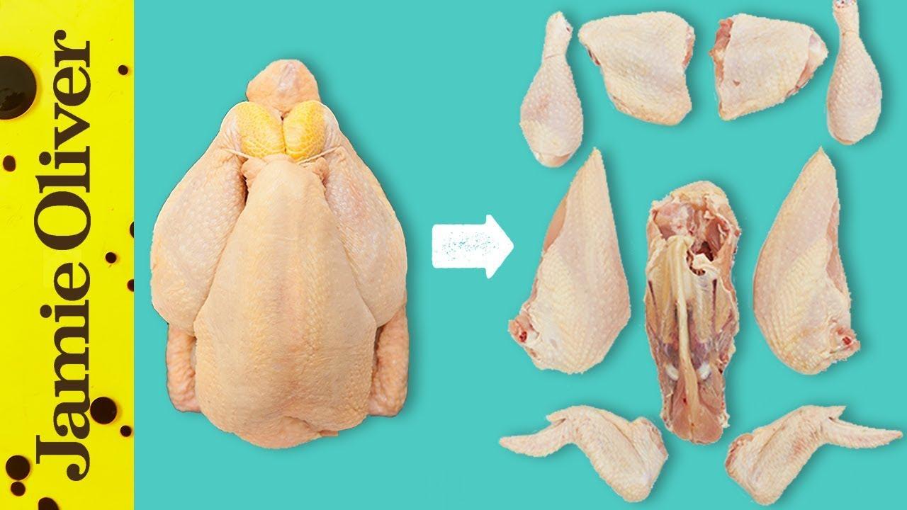 relationship breaking down a chicken