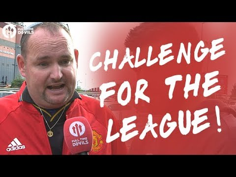 Andy Tate: Challenge For The League! | Manchester United 4-0 West Ham | FANCAM