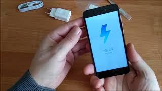 Xiaomi Redmi 5A Распаковка Обзор Самый бюджетный