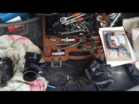 Борьба с провалами и троением ДВС. VW Passat B5. ADR 1.8 98 г.в