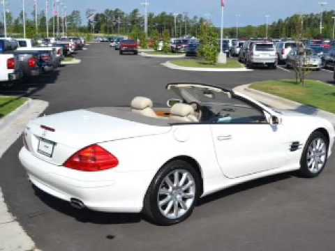 2006 Mercedes-Benz SL-Class - Little Rock AR - YouTube