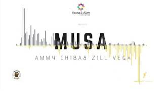 Musa - Ammy Chiba & Zill Vega (Official Audio)