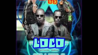 Jowell y Randy ft. Wisin y Yandel - Loco (Official Remix) (HD)