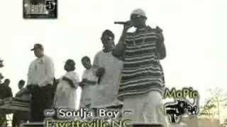 """SOULJA BOY"" Shoot out LIVE"