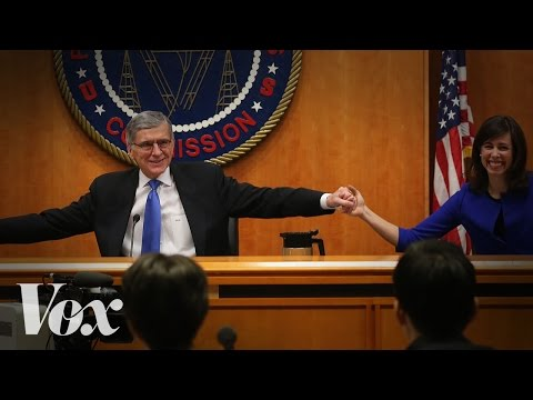 The FCC's new net neutrality rules, explained in 172 seconds
