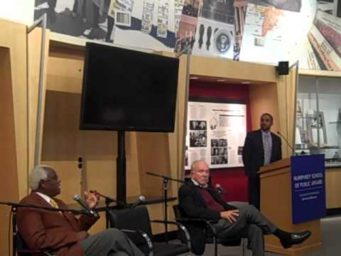 Part one: Humphrey, Johnson, Kennedy & Civil Rights: Historical Reflections