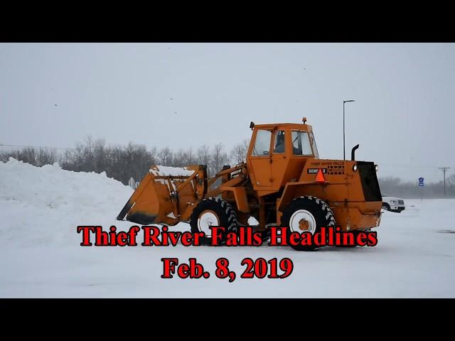 Thief River Falls Headlines Feb. 8, 2018