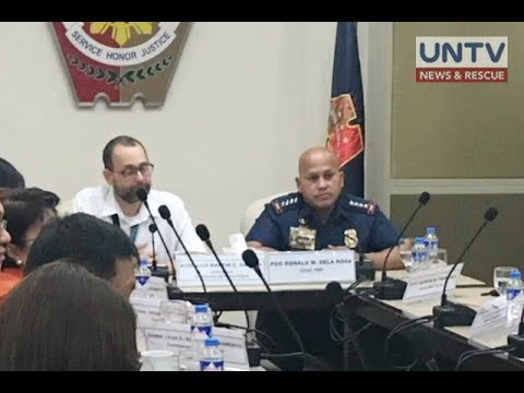 PNP, CHR to review cases of human rights violation related to anti-drug war