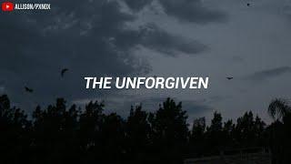 José Madero - The Unforgiven (Letra en Español e Inglés)