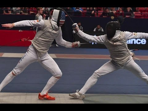 2018, Alexey Cheremisinov RUS vs Race Imboden USA