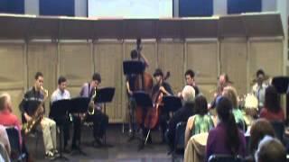 Composers' Recital, April 2013 - Orion Guan
