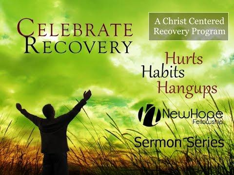 Commitment - Celebrate Recovery Sermon Series 7-19-15