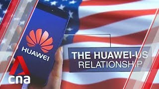 Huawei's CEO plays down significance of US restrictions
