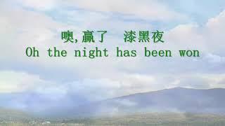 CityAlight Yet Not I But Through Christ In Me (Live)-Mandarin 不是我,是我裡面的基督 lyrics 【歌譜在下面↓】中英歌詞字幕