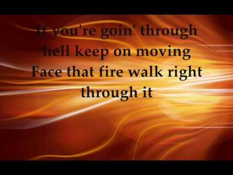 Rodney Atkins; If Youre Going Through Hell ONSCREEN LYRICS