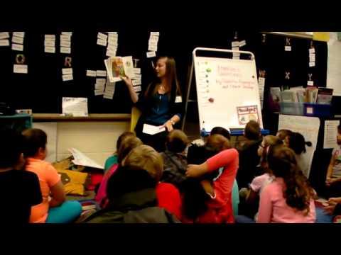Read Aloud for Reading and Language Arts Internship 2