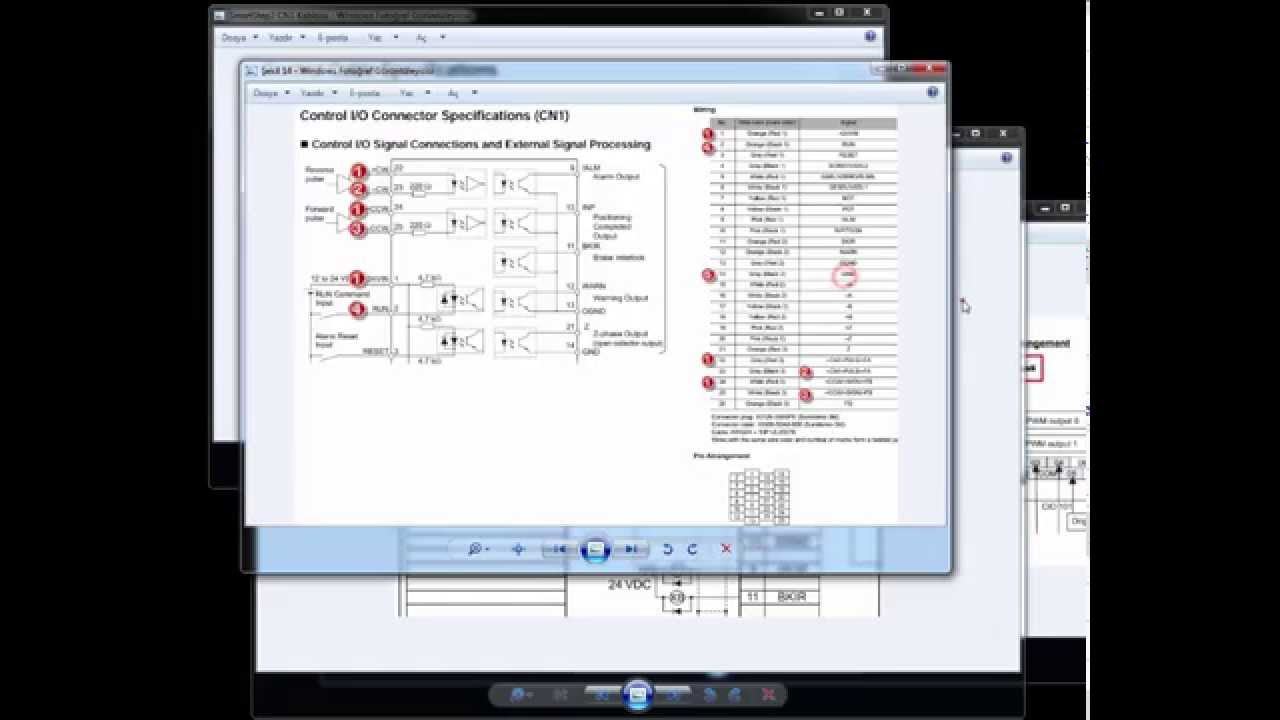 How To Drive Servo Motor With Plc 1 2 Youtube Tutorial Dc Control Basics Working Of Premium