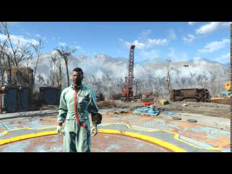 Cleanroom Suit Outfit Fallout 4