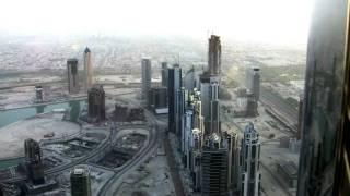 Burj Al Khalifa - Tallest Building In The World