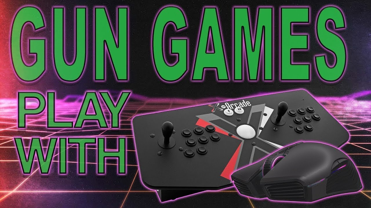 mame light gun games list