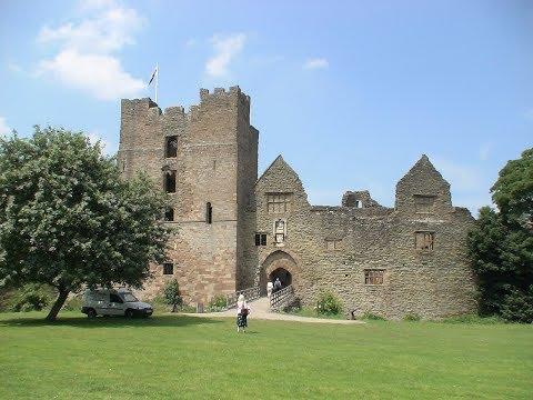 Ludlow Castle (Shropshire) 09.06.07