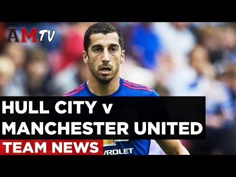 Hull City v Manchester United | Premier League | 27 August 2016 | PREDICT THE TEAM