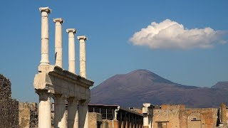 Pompeii, Herculaneum and Mount Vesuvius, Italy in 4K Ultra HD