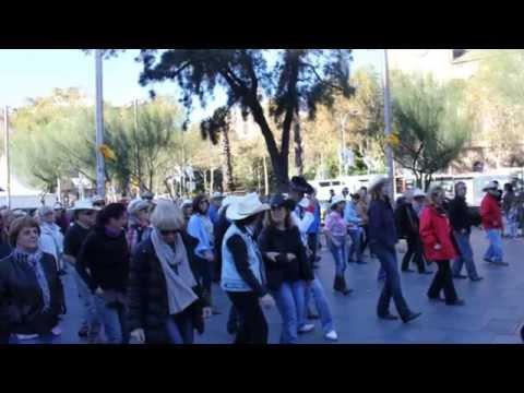 5a Ballada Country Dia Mundial Diabetis Barcelona 15112014