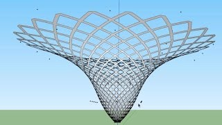 How To Use FFD in Sketchup