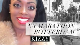 Kizzy | Supporting My Sister At The NN Marathon Rotterdam